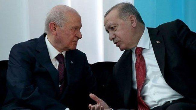 AKP İle MHP Seçim Barajında Anlaştı