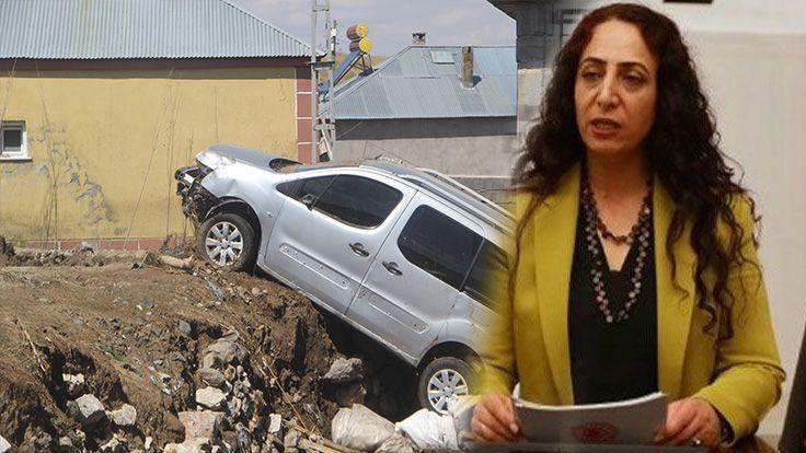 HDP Van Milletvekili Çaldıran'daki Sel Felaketini Meclis Gündemine Taşıdı