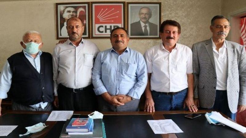 Van'da CHP'li 3 İlçe Başkanı İstifa Etti