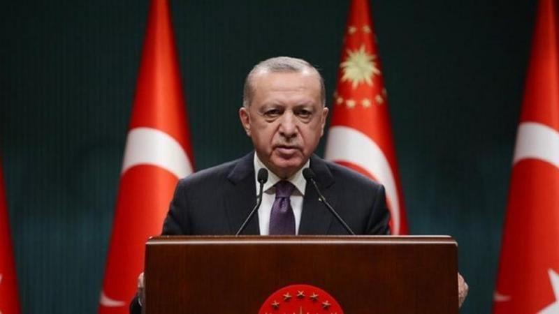 Cumhurbaşkanı Erdoğan'dan Kabine Toplantısının Ardından Açıklama