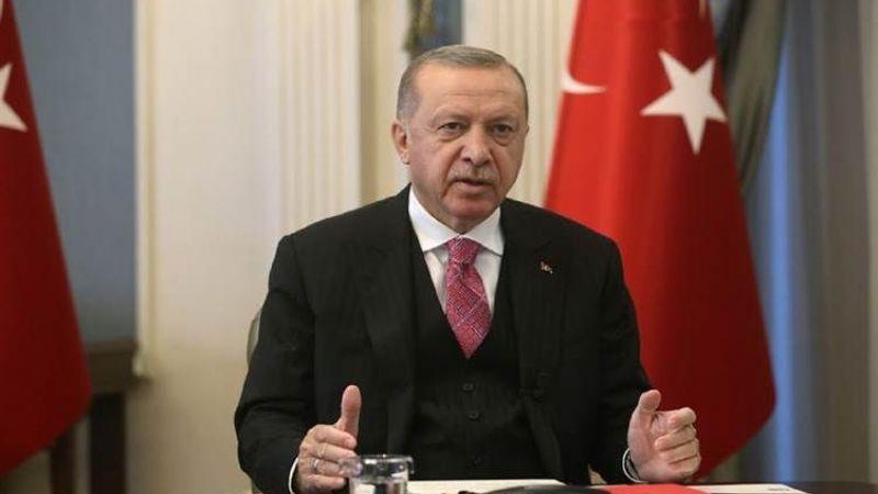 Erdoğan: Afganistan'daki Gelişmelerle İlgili Yoğun Diplomasi Yürütüyoruz