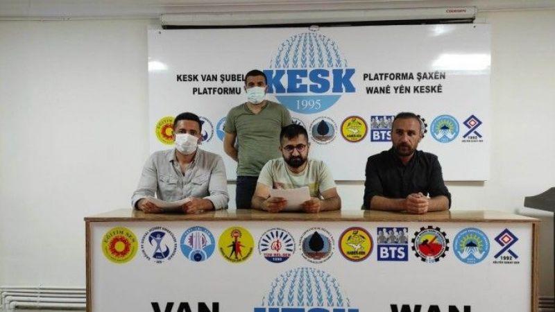 Çaldıran'a Sürülen Sağlık Personeli, Bu Kez 'de Yozgat'a Sürüldü