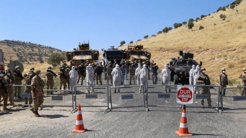 Mardin'de 11 Köy Karantina Altına Alındı