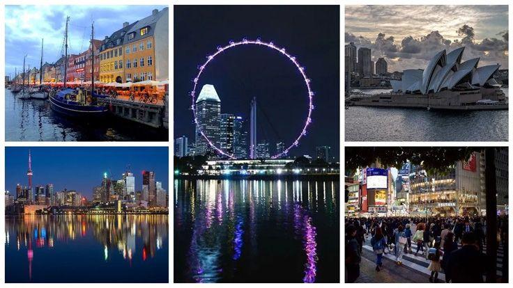 The Economist Dünyanın En Güvenli Şehirlerini Belirledi