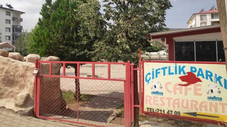 HDP'nin Etkinlik Düzenlediği Parka 30 Gün Mühür Vuruldu