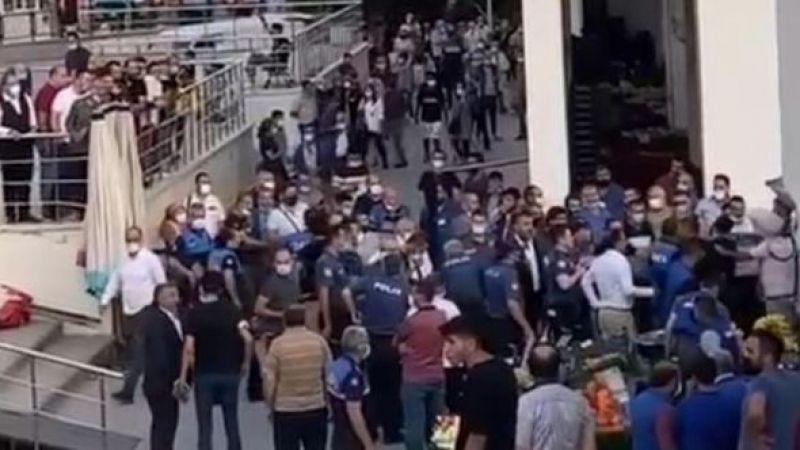 'Ezik Şeftali' Kavgasında 13 Kişi Gözaltına Alındı