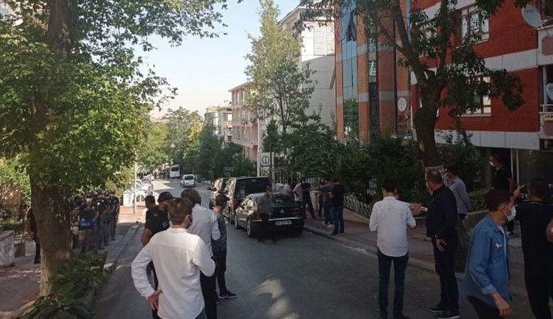 HDP Genel Merkez'i polis ablukasında