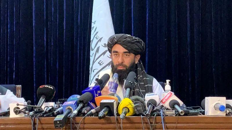 Taliban Sözcüsü, New York Times'a Konuştu: Müzik Yasak Olacak; Kadınlar Uzun Yolculuklara Bir Erkek Eşlik Etmeden Çıkamayacak