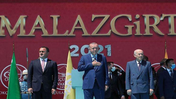 Erdoğan: Zafere Ulaşmakta Kararlıyız