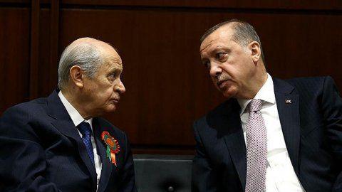 Bahçeli 'olmaz' dedi, Erdoğan dinlemedi