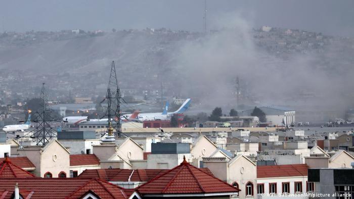 Kabil Havalimanı'ndaki Saldırılarda Ölenlerin Sayısı 90'a Yükseldi