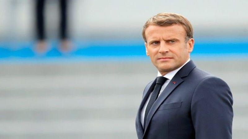 Macron: IŞİD'e Karşı Savaşan Kürt Savaşçılar ile Görüşeceğim