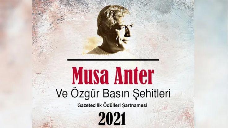 28. Musa Anter Gazetecilik Ödülleri'nde Sona Doğru: Son Başvuru Tarihi 10 Eylül