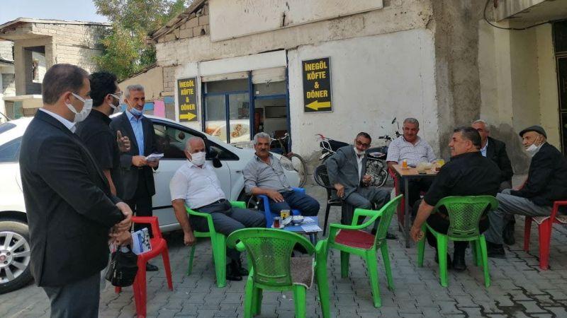 Erciş'te 1 Eylül Dünya Barış Günü Etkinliği
