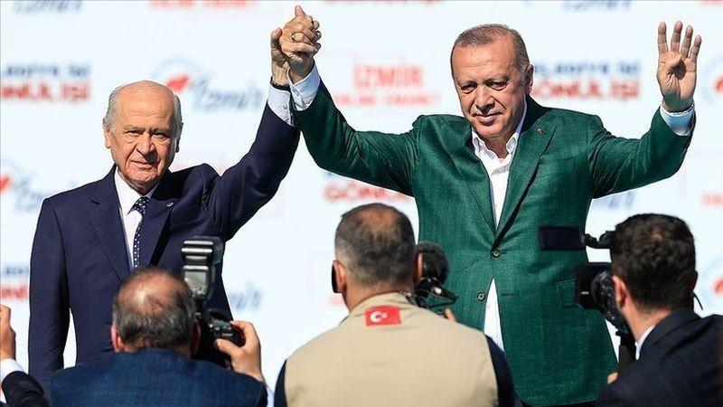 Cumhur İttifakı'nda Seçim Hesapları: Barajı Düşürmek HDP'ye Oy Kaybettirir