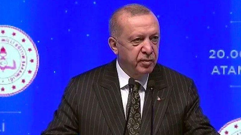 Erdoğan: Çocukları Okullarından Uzak Bırakma Lüksümüz Kalmadı