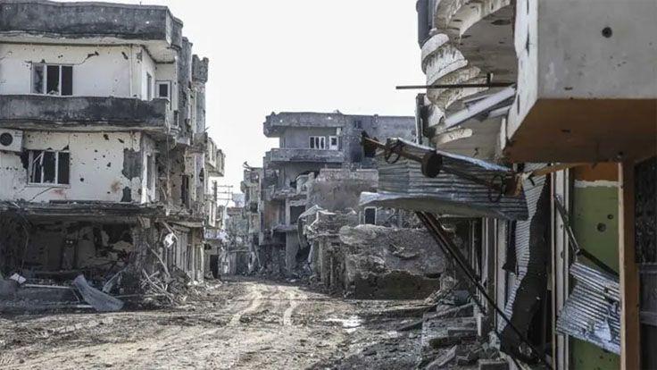 Cizre'de Sokağa Çıkma Yasaklarında Ölen Siviller İçin Komisyon Talebi