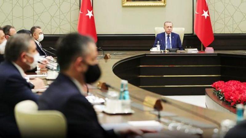 Kritik Kabine Toplantısının Ana Gündem Maddesi Netleşti