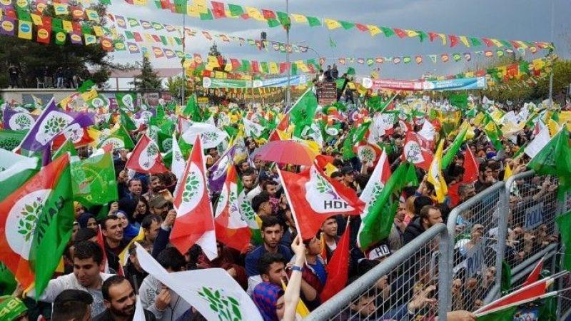 HDP MYK ve PM 'Deklerasyon' İçin Toplanacak