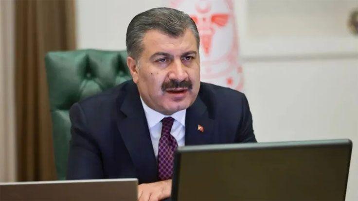 Bakan Koca: Türkiye'de 2 Kişide 'Mu Varyantı' Görüldü