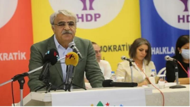 HDP Eş Genel Başkanı Mithat Sancar: HDP Kilit Güç