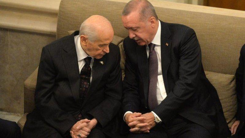 İttifak Anketinde AKP ve MHP'ye Şok Yaratan Oranlar!