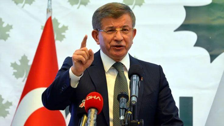 Davutoğlu: Erdoğan'dan Teklif Gelirse Görüşürüm