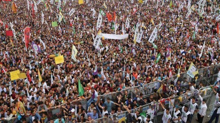 HDP Deklarasyonunun İçeriği Sahada Oluşturuldu