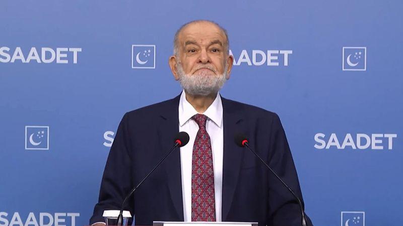 Karamollaoğlu, Cumhur İttifakı'na Hangi Şartlar Altında Katılabileceğini Açıkladı