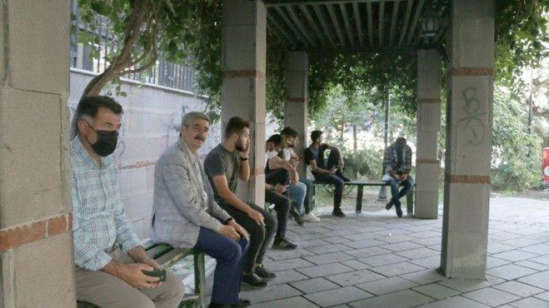 Van'da İşsizler Erken Seçim İstiyor