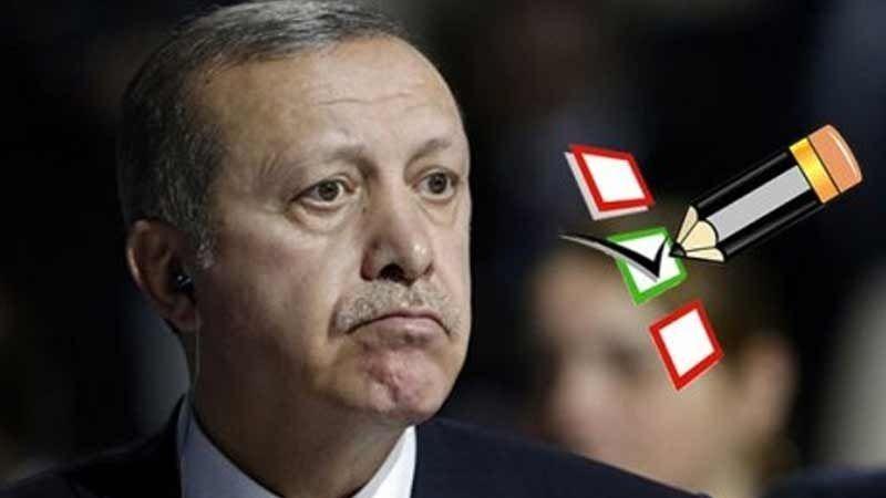 Erdoğan'a Kürtlerden ve Yoksullardan Oy Yok