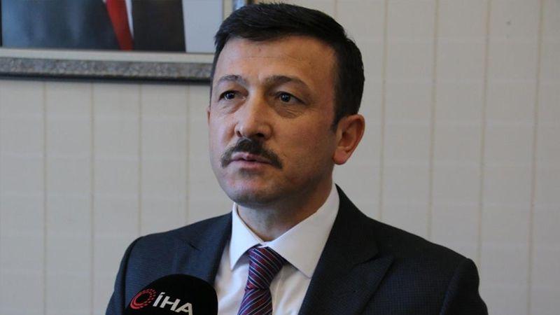 Hamza Dağ, Erdoğan'ın Masasındaki Son Anketi Paylaştı
