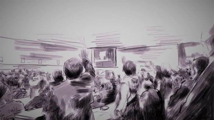 Kobanê Davası: Gazeteciler Avukatların Israrıyla Salona Alındı