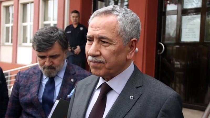 Bülent Arınç'tan AKP'ye 3 Bomba Tavsiye