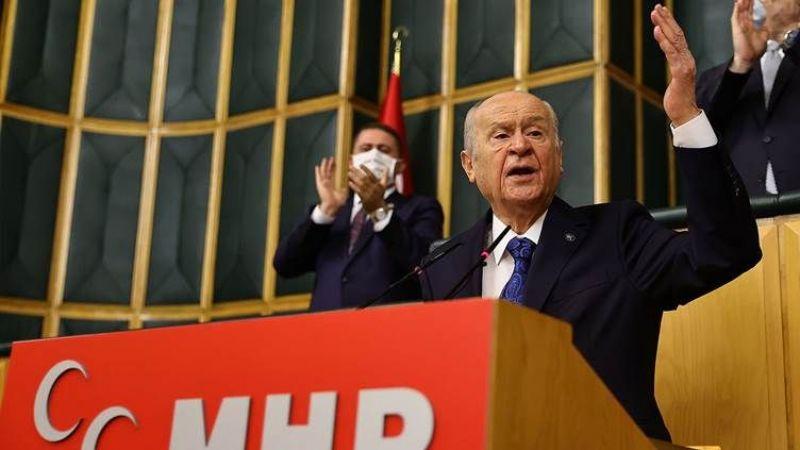 Bahçeli: HDP'yi Meşru Görmek, PKK'yı Muhatap Almaktır