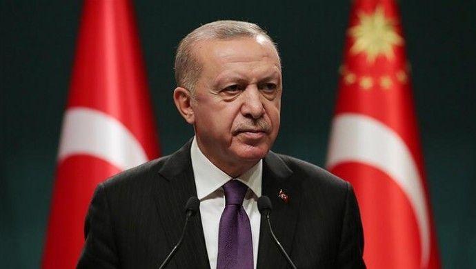 Erdoğan'dan 'yurt' eleştirilerine yanıt