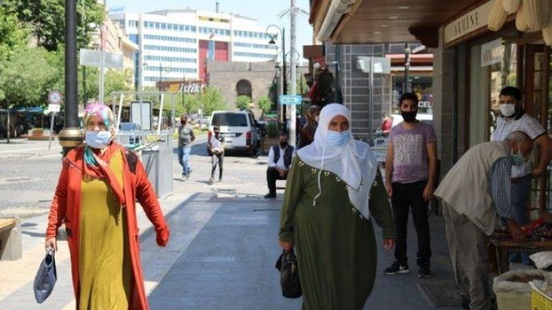 Diyarbakır'da Aşılamada Artış, Vaka Sayısında Düşüş