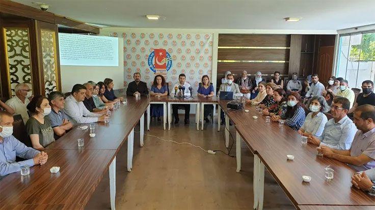 HDP'den Kayyım İzleme Raporu: Tarihin En Büyük Soygunuyla Karşı Karşıyayız