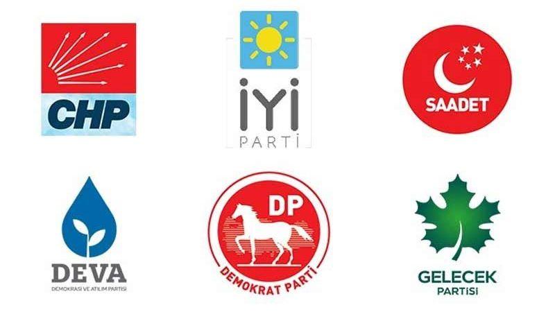 Altı Parti 'Parlamenter Sistem'de Uzlaştı; Tek Aday Belirlenecek