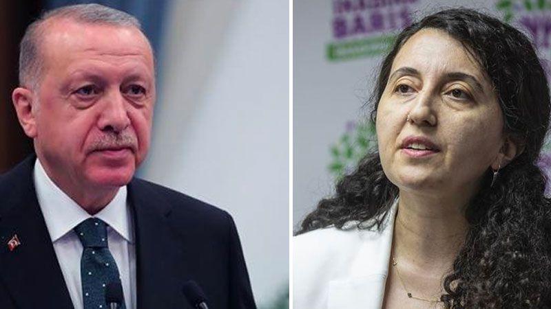 HDP'den Erdoğan'a Çözüm Süreci Yanıtı