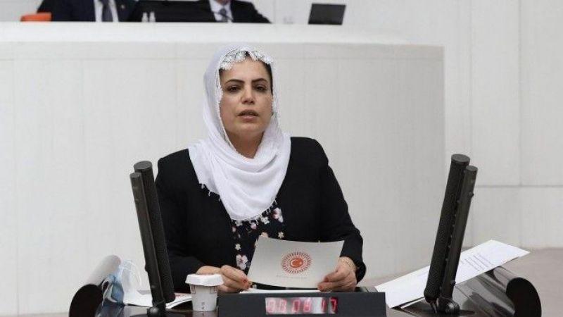 Mahkemeden HDP'li Tosun'a Suç Duyurusu