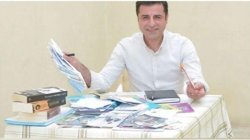 HDP'nin 'Tutum Açıklaması'na Demirtaş'tan İlk Yorum