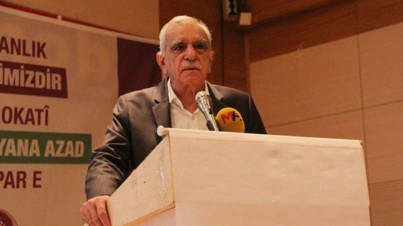 Ahmet Türk, 'Kürt Sorunu'nun Muhataplarını Açıkladı