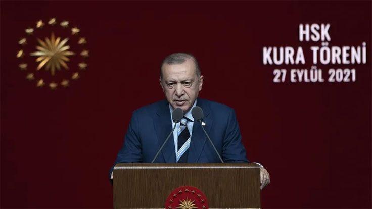 Erdoğan: Hak Arama Yollarını Genişlettik