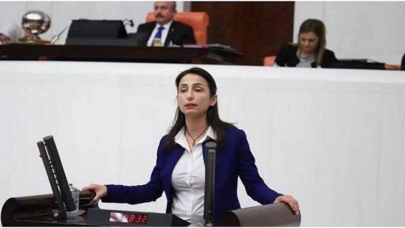 HDP'li Tülay Hatimoğulları'na Saldırı Girişimi