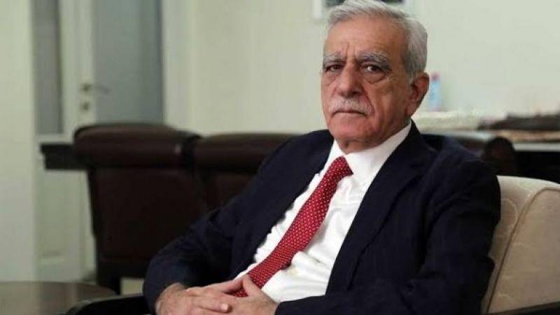 Ahmet Türk: Biz, Bütünleşmeyi Esas Alıyoruz Ayrışmayı Değil