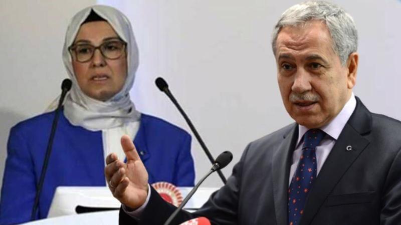 AK Partili Vekilden Arınç'a İsim Vermeden Sert Eleştiri