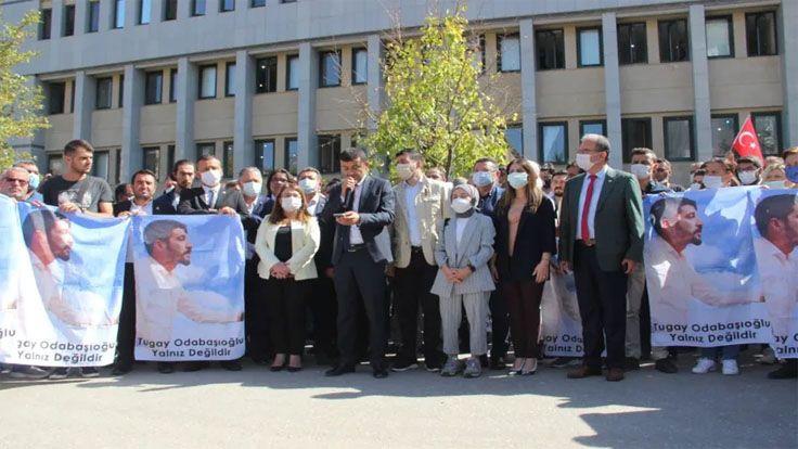 CHP'li Gençlik Kolları Başkanı Erdoğan'a Hakaretten Tutuklandı