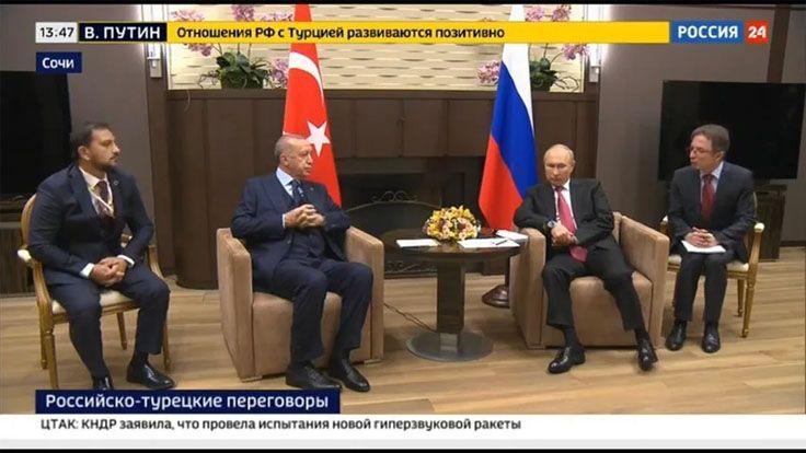 Putin Ve Erdoğan'dan Görüşme Öncesi İlk Açıklamalar