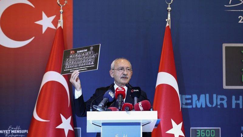Kılıçdaroğlu: Siyaset Müdahale Etmese Bir Gram Kokain Bu Ülkeye Girmez